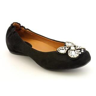 Earthies Womens Vardo Regular Suede Dress Shoes