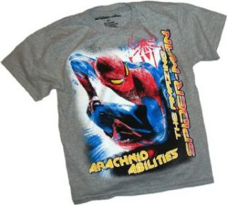 Elbow Room    Arachnid Abilities    The Amazing Spider Man