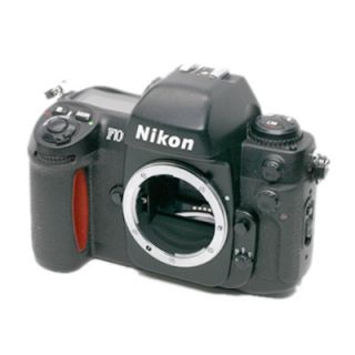Nikon F100 Professional Performance SLR Camera (Body Only