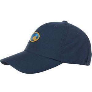 Mens Costa Del Mar Performance Hat Navy Small / Medium