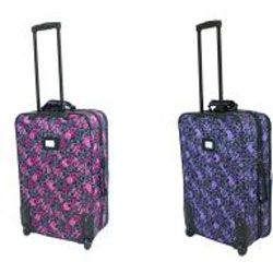 Concord Designer Expandable 4 piece Luggage Set