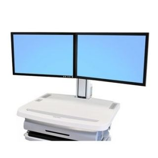 Ergotron SV Dual Display Kit (97 574)   Achat / Vente SUPPORT PC ET