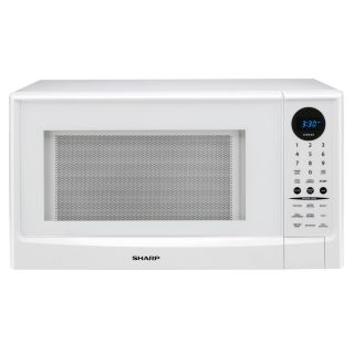 Sharp 1.4 Cubic Feet 1100W Microwave with Sensor Cook