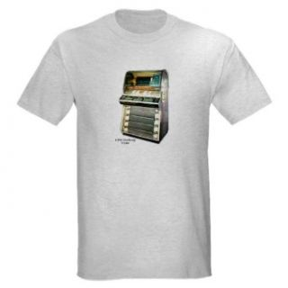 1955 Seeburg V200 Jukebox Ash Grey T Shirt Hobbies Light T