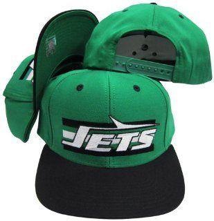 New York Jets Green/Black Two Tone Snapback Adjustable