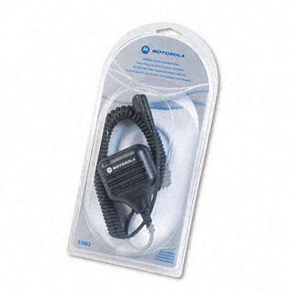 Motorola 53862 Remote Speaker Microphone Headset