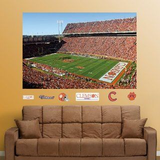 NCAA Clemson Tigers Stadium Fat Head Sports & Outdoors