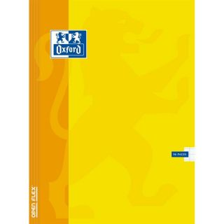 96 pages 21x29.7 cm JAUNE   Achat / Vente CAHIER OXFORD Cahier 96