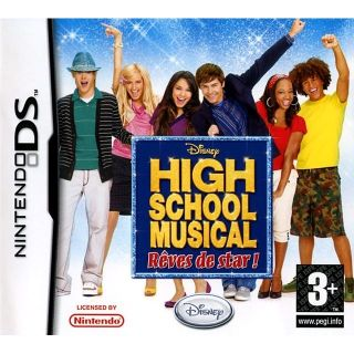 HIGH SCHOOL MUSICAL   Achat / Vente DS HIGH SCHOOL MUSICAL   DS