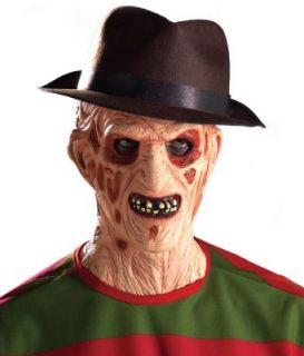Freddy Krueger Adult Hat: Clothing
