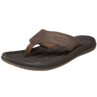 Kenneth Cole REACTION Mens Back Flip Sandal Shoes