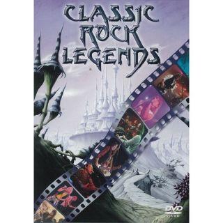 CLASSIC ROCK LEGENDS LIVE   Achat CD DVD MUSICAUX pas cher