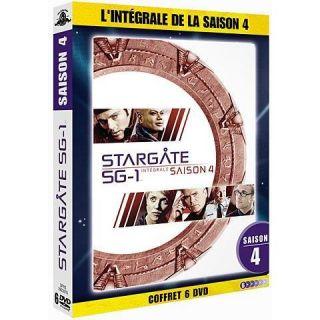 Stargate sg 1, saison 4 en DVD SERIE TV pas cher