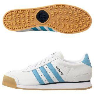 adidas Samoa ML (White) Womens Retro Shoes   467909 Shoes