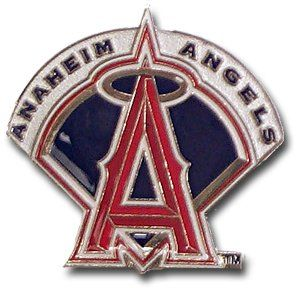 Anaheim Angels Logo Pin