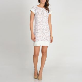 Ivory Embroidered Lace Dress Today $43.99 1.0 (1 reviews)