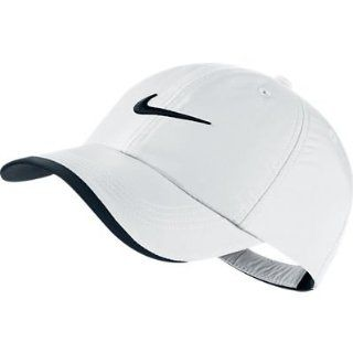 Nike Golf Swoosh Kids Boys Cap Hat Adjustable White New