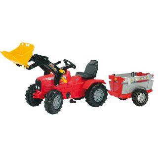 104   152 cm Les tracteurs à pédales ROLLY FARMTRAC CLASSIC et les