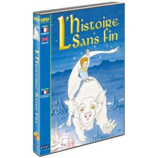 DVD Lhistoire sans fin en DVD DESSIN ANIME pas cher