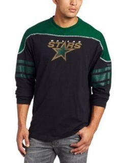 NHL Dallas Stars Shootout Team Long Sleeve Tee Mens