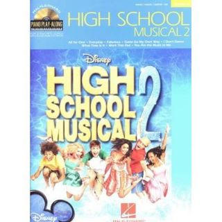 Piano play along t.63 ; high school musical ; p  Achat / Vente