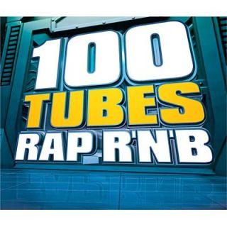 100 TUBES RAP & RNB   Compilation (5CD)   Achat CD COMPILATION pas