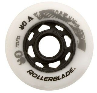 Rollerblade Urban 80mm/80A Wheel Set