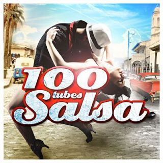 100 Tubes Salsa (5CD)   Achat CD COMPILATION pas cher