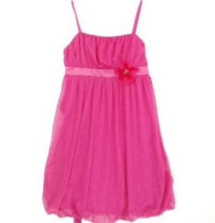 BCX Girl Roller Girl Dress Fuchsia 14 Clothing
