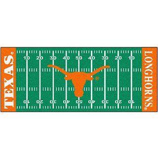 Fanmats Texas Longhorns Football Field Runner Sports