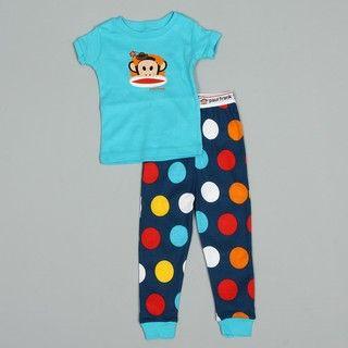 Small Paul by Paul Frank Toddler Boys Sleepwear Set