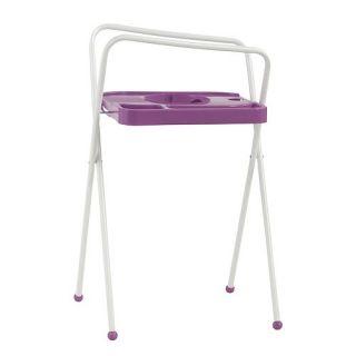 Bebe jou Les supports de baignoires 103 cm Uni coloris pourpre / blanc