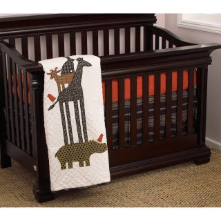 Tale Animal Stackers 3 piece Bedding Set Today $110.99