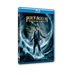 Percy Jackson   BluRay en BLU RAY FILM pas cher