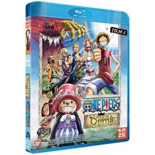 DVD DESSIN ANIME Blu Ray One piece film 3  le royaume de chopper
