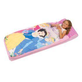 Junior Disney Princess Ready Bed