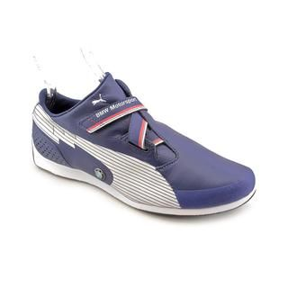 Puma Mens Evospeed Low BMW Leather Casual Shoes