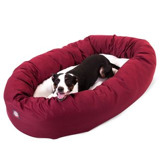 Majestic Pet Bagel style 52 inch Dog Bed