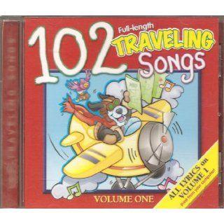 102 Traveling Songs Volume 1