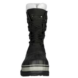 Lugz Mens Geyser Black Nubuck Boots