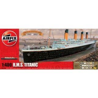RMS Titanic   Model Kit   Achat / Vente MODELE REDUIT MAQUETTE RMS