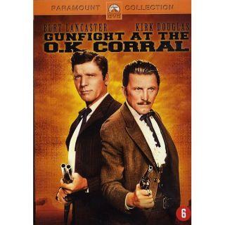 REGLEMENT DE COMPTES À OK CORRAL en DVD FILM pas cher