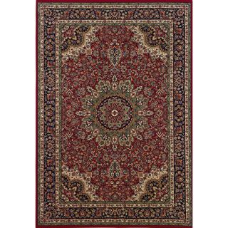 Astoria Red/ Blue Traditional Area Rug (10 x 127)