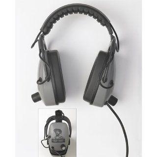 DetectorPro Gray Ghost DMC Metal Detector Headphones