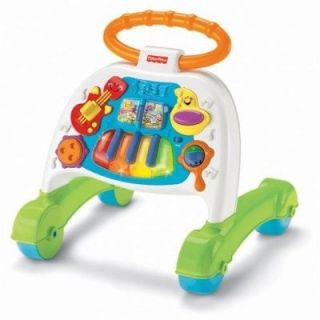 Avis Fisher Price trotteur musical 2 en 1 –