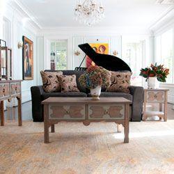 angeloHOME Laurel Sofa Table