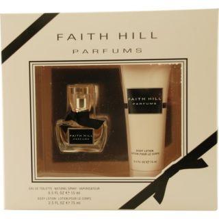 Faith Hill Faith Hill Womens Two piece Fragrance Set