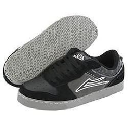 Lakai Kost One (Wwkd?) Black/Grey Suede Athletic