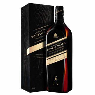 Johnnie Walker Double Black   Scotch Whisky Blend   Ecosse   Vendu à