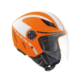 Blade LX Métro Orange/Blanc/Gris AGV   Achat / Vente CASQUE Blade LX